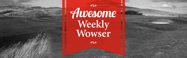 Awesome Weekly Wowser banner