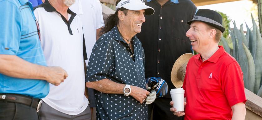 Alice Cooper golf tournament US 2