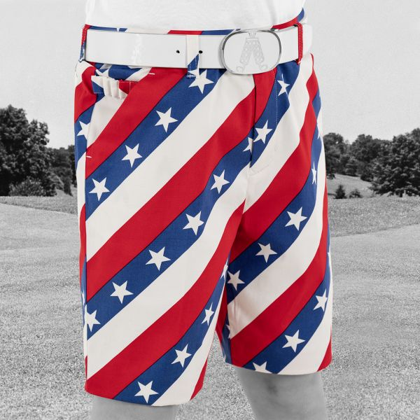 Pars and Stripes Kids Shorts