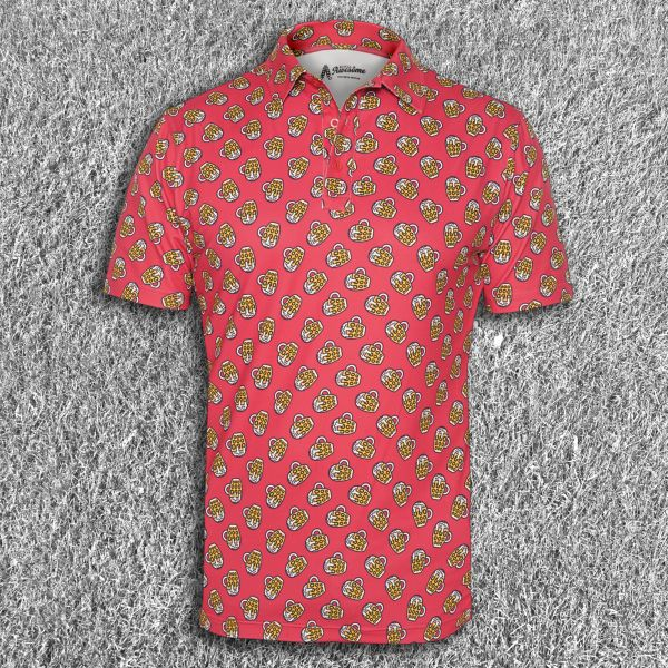 Cheers Mens Performance Polo